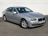 BMW 5 SERIES 2.0 520D SE EFFICIENTDYNAMICS 4DR AUTOMATIC