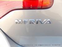 VAUXHALL MERIVA 1.7 EXCLUSIV CDTI 5DR