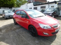 VAUXHALL ASTRA 1.6 ACTIVE LIMITED EDITION 5DR