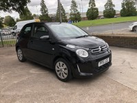 CITROEN C1 1.2 PURETECH AIRSCAPE FEEL 5DR