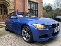 BMW 3 SERIES 2.0 320D M SPORT TOURING 5DR