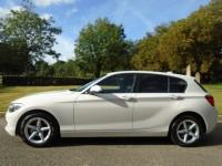 BMW 1 SERIES 2.0 118D SE 5DR AUTOMATIC