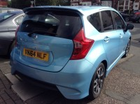 NISSAN NOTE 1.2 TEKNA STYLE DIG-S 5DR