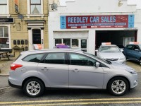 FORD FOCUS 1.6 TITANIUM NAVIGATOR TDCI 5DR ESTATE