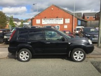 NISSAN X-TRAIL 2.2 COLUMBIA DCI 5DR