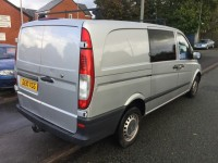 MERCEDES-BENZ VITO 2.1 111 CDI LONG