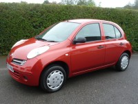 NISSAN MICRA 1.2 S 5DR AUTOMATIC