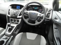 FORD FOCUS 1.0 ZETEC TURBO ECOBOOST A/C 5 DR HATCH SEPT 2012 -62 REG 1 RE OWNER FSH 97K IMMACULATE BLUETOOTH
