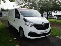 RENAULT TRAFIC 1.6 SL27 BUSINESS PLUS ENERGY DCI - AIR CON - BLUETOOTH - FSH