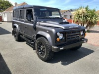 LAND ROVER DEFENDER 2.5 110 TD5 COUNTY STATION WAGON 5DR