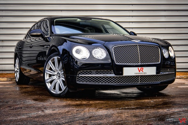 2015 (65) BENTLEY FLYING SPUR 6.0 W12 4DR AUTOMATIC | <em>44,151 miles