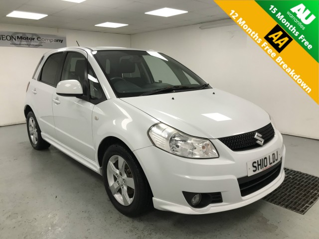 Used SUZUKI SX4 1.6 AERIO 5DR in West Yorkshire
