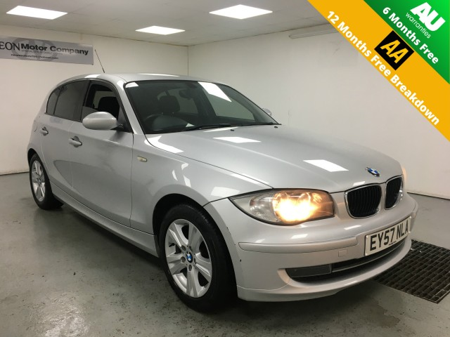 Used BMW 1 SERIES 1.6 116I SE 5DR in West Yorkshire