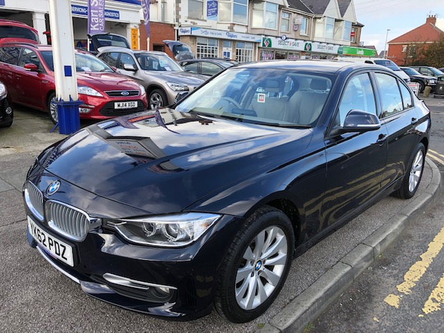 BMW 3 SERIES 2.0 320D MODERN 4DR AUTOMATIC