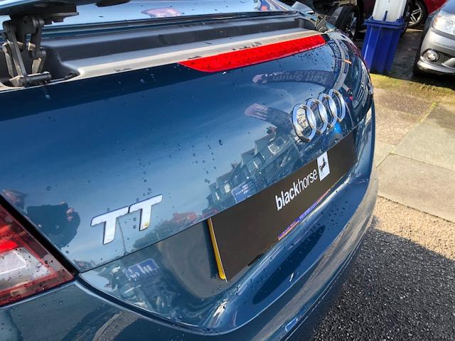 AUDI TT 3.2 QUATTRO 3DR