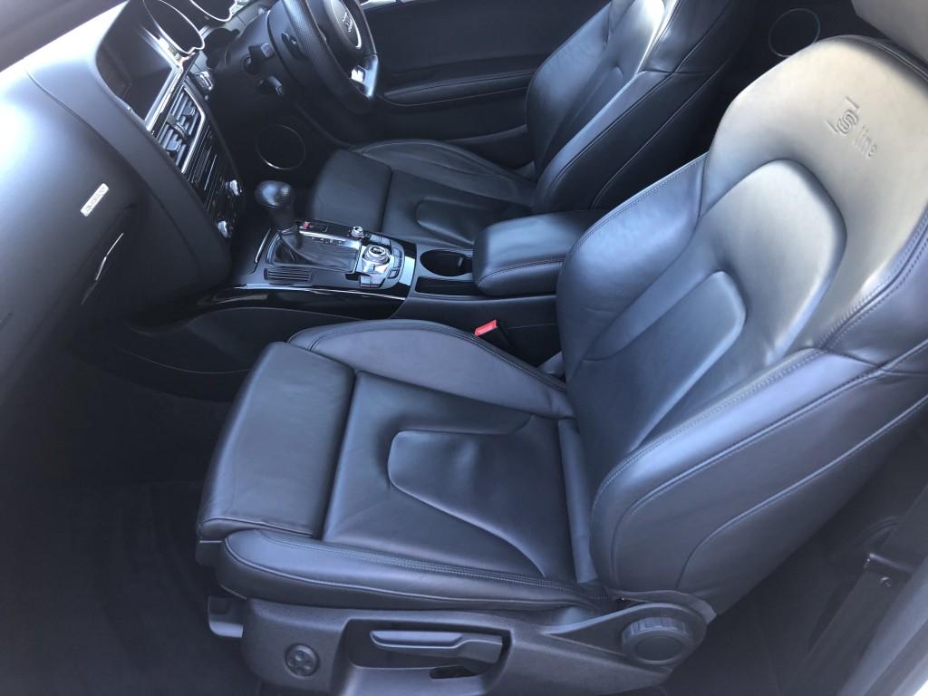 AUDI A5 3.0 TDI QUATTRO BLACK EDITION 2DR AUTOMATIC