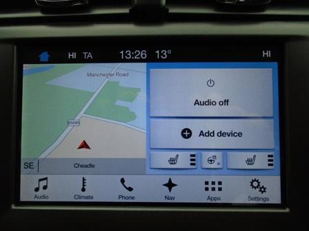 FORD MONDEO 2.0 ZETEC TDCI 5DR AUTOMATIC