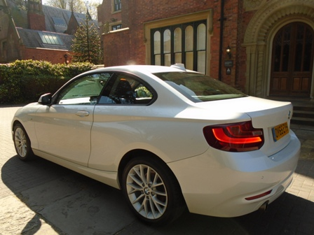 BMW 2 SERIES 2.0 218D SE 2DR