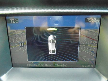 PEUGEOT 508 1.6 E-HDI ALLURE 4DR SEMI AUTOMATIC