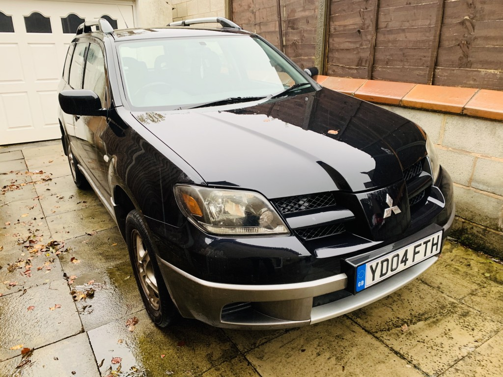 MITSUBISHI OUTLANDER 2.4 EQUIPPE 5DR AUTOMATIC
