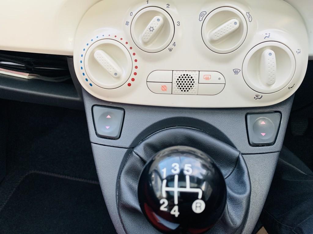 FIAT 500 1.2 LOUNGE 3DR