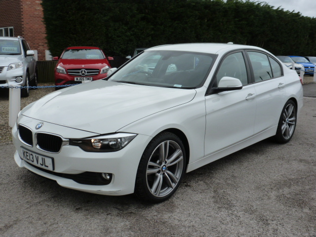 BMW 3 SERIES 2.0 320D EFFICIENTDYNAMICS 4DR AUTOMATIC