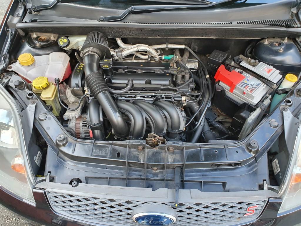 FORD FIESTA 1.6 ZETEC S 16V 3DR