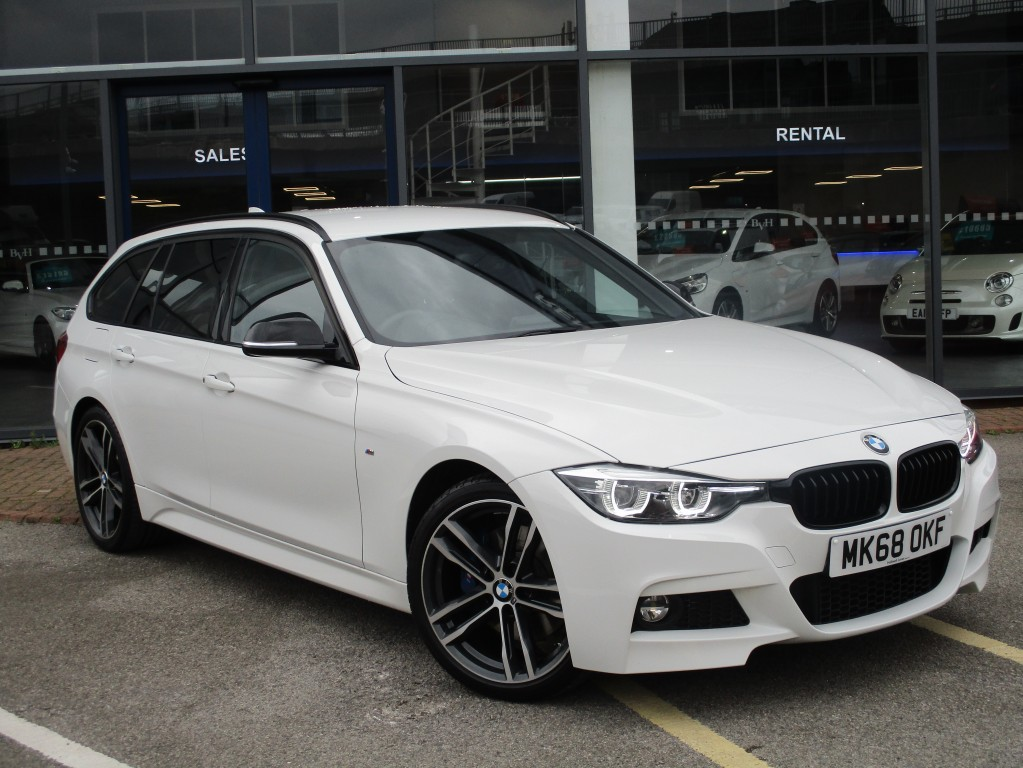 BMW 3 SERIES 2.0 320I M SPORT SHADOW EDITION TOURING 5DR AUTOMATIC