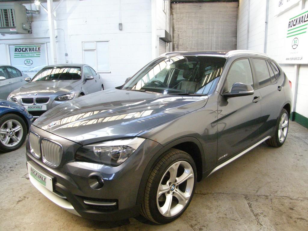 BMW X1 2.0 XDRIVE20I XLINE 5DR