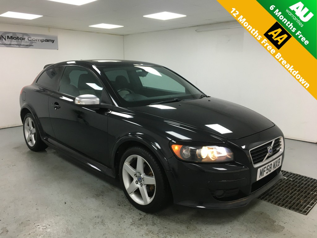 Used VOLVO C30 1.6 D SPORT 3DR in West Yorkshire