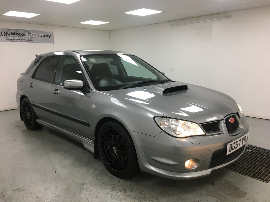SUBARU IMPREZA 2.5 GB270 SPORTS WAGON 5DR