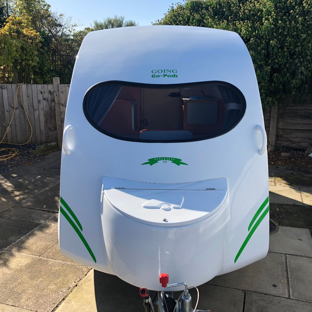 GOING UK GO-POD    PLUS EDITION