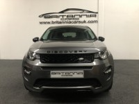 LAND ROVER DISCOVERY SPORT 2.0 SD4 HSE DYNAMIC LUXURY 5DR AUTOMATIC
