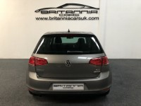 VOLKSWAGEN GOLF 1.6 MATCH TDI BLUEMOTION TECHNOLOGY DSG 5DR SEMI AUTOMATIC
