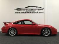PORSCHE 911 3.6 GT3 2DR