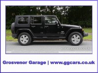 JEEP WRANGLER 2.8 SAHARA UNLIMITED 4DR