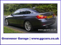 BMW 4 SERIES 3.0 430D LUXURY GRAN COUPE 4DR AUTOMATIC