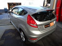 FORD FIESTA 1.6 ZETEC S TDCI 3 DOOR HATCHBACK A/C ALLOYS S/H ONLY 1 PRE OWNER FROM NEW CHEAP TAX