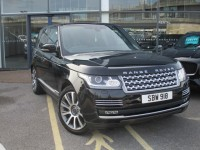 LAND ROVER RANGE ROVER 4.4 SDV8 AUTOBIOGRAPHY 5DR AUTOMATIC