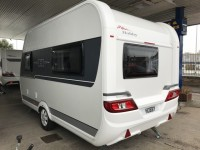 HOBBY On tour 390 sf 4 berth Fixed bed new 2020