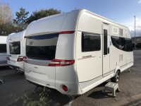 HOBBY Premium 495 ul 4 berth Fixed singles Beds