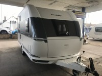 HOBBY De Luxe 400 sfe Fixed bed New 2020