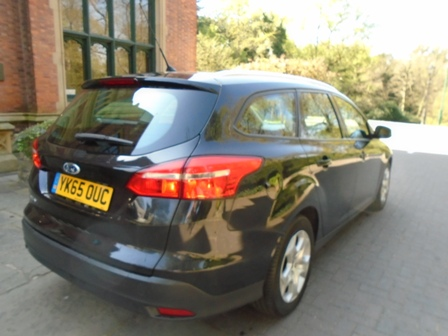 2015 (65) FORD FOCUS 1.5 STYLE TDCI 5DR