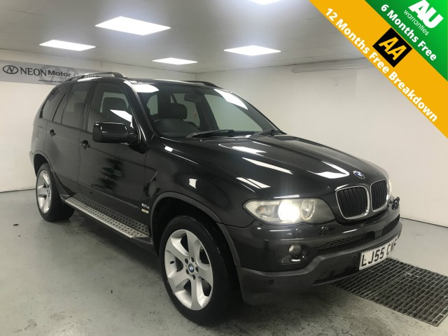 Used BMW X5 3.0 D SPORT 5DR AUTOMATIC in West Yorkshire