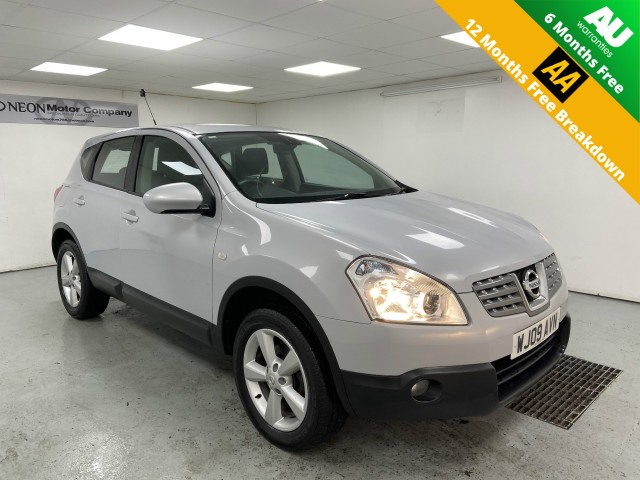 Used NISSAN QASHQAI 1.5 ACENTA DCI 5DR in West Yorkshire