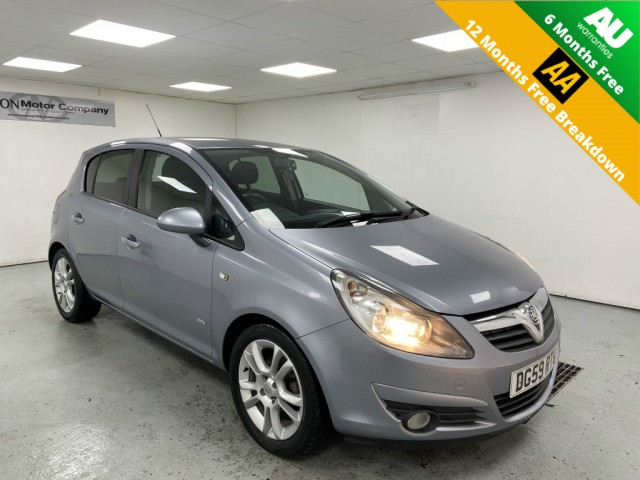 Used VAUXHALL CORSA 1.4 SXI A/C 16V 5DR in West Yorkshire