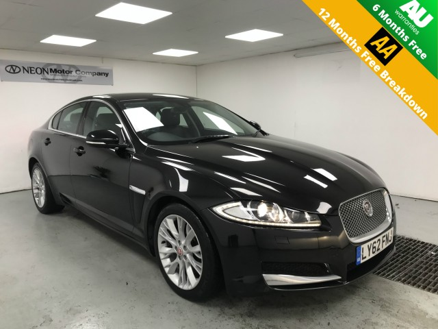 Used JAGUAR XF 2.2 D PREMIUM LUXURY 4DR AUTOMATIC in West Yorkshire