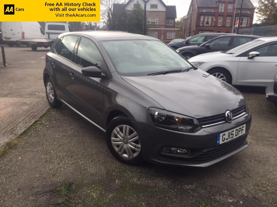 VOLKSWAGEN POLO 1.0 S AC 5DR
