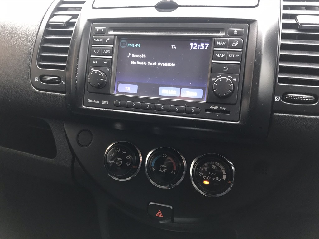 NISSAN NOTE 1.6 N-TEC 5DR AUTOMATIC