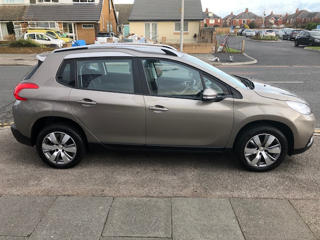 PEUGEOT 2008 1.6 BLUE HDI S/S ACTIVE 5DR